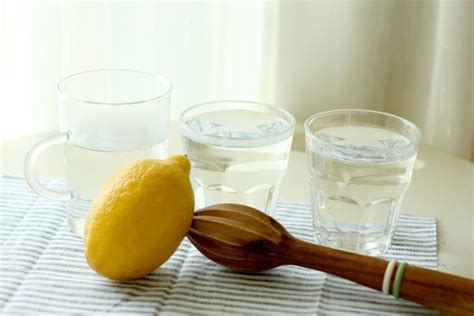 Lemon Water Daily Detox by 9 Health Benefits Of Lemon Water
