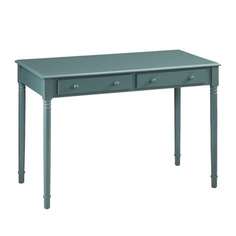southern enterprises writing desk southern enterprises janice 2 drawer writing desk in agate