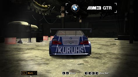 download mod game top speed need for speed most wanted bmw m3 gtr kuruhs vinyl nfscars