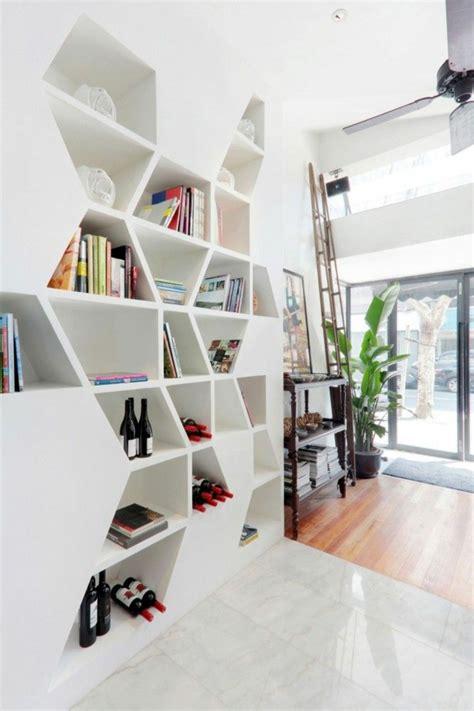 Exceptionnel Plante Verte Dans Une Chambre #5: 1-cube-de-rangement-en-bois-blanc-livres-etageres-plante-verte-salle-de-séjour-parquet-carrelage5.jpg