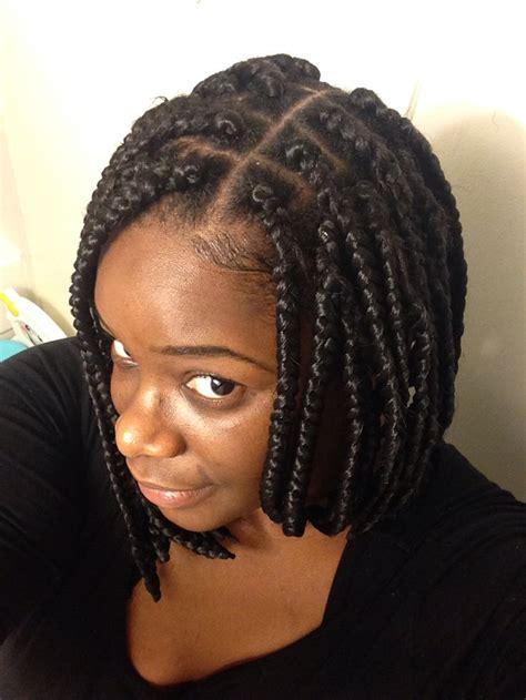 salt and pepper braids for black women bob box braids by queenamberly instagram my hair is