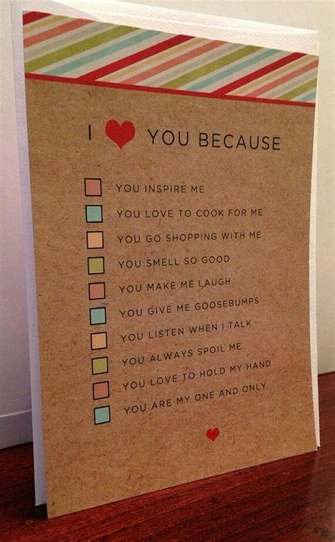 card ideas for boyfriend best 25 boyfriend card ideas on