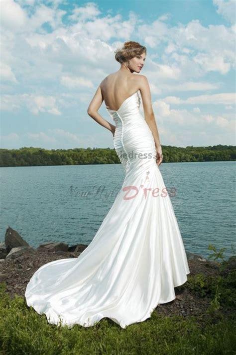 Cheap Gorgeous Wedding Dresses by Draped Gorgeous Cheap 150 Wedding Dress