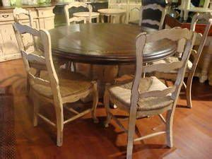 french country  dining table set home ideas