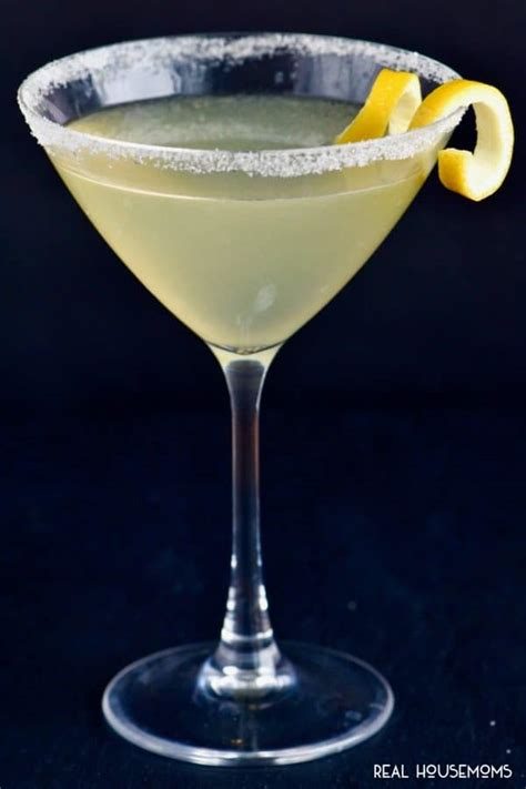 lemon drop martinis lemon drop martini housemoms