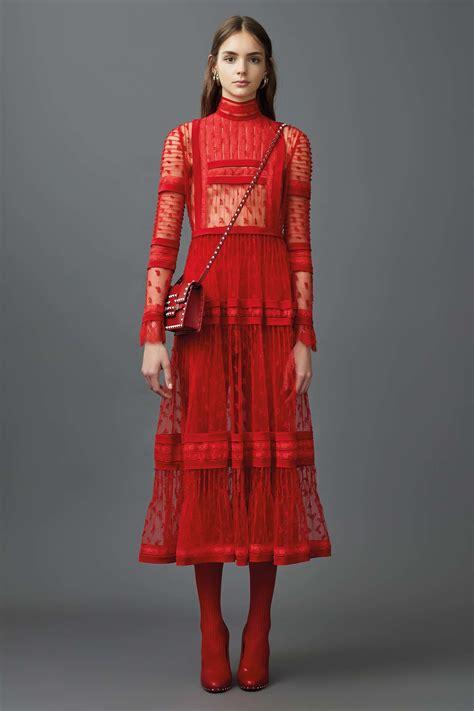 Valentino Set valentino resort 2017 collection spotted fashion
