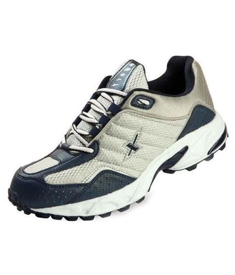 shopping of sport shoes sparx moving blue silver sports shoes best deals with