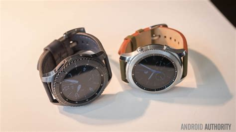 Rugged Smartphone Australia Samsung Gear S3 Hands On Android Authority