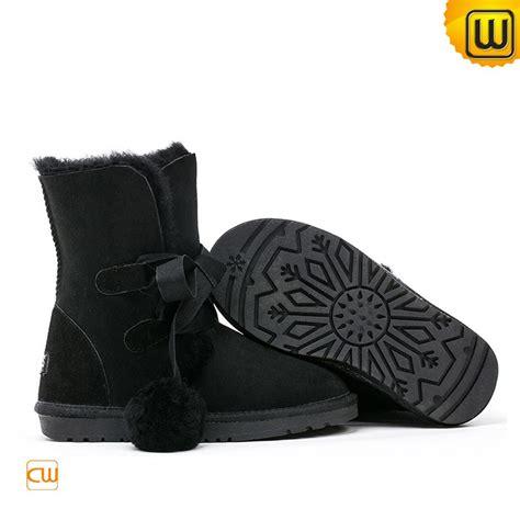 shearling sheepskin lined boots womens cw314405