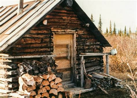 Trappers Cabin by Trappers Cabin In Alaska Trapper Scout