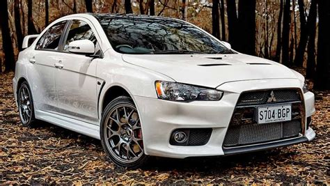 mitsubishi evolution 2015 2015 mitsubishi lancer evolution final edition new car