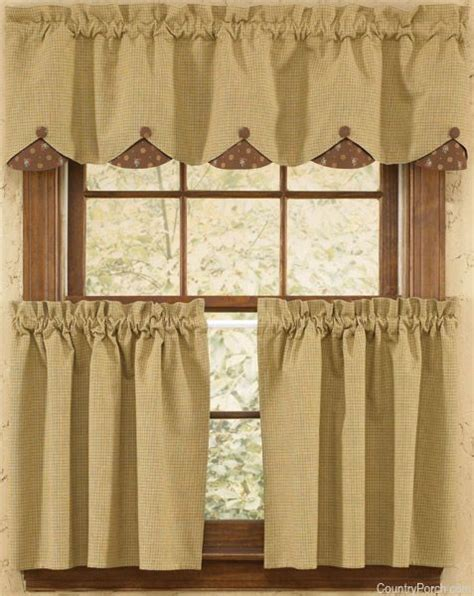 you have to see kitchen scalloped valance on craftsy 365 best window treatments images on pinterest window