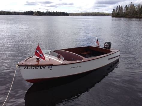 runabout boat kit chris craft kit boat deluxe runabout 16 with trailer