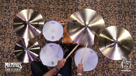Cymbal Zildjian A391 zildjian a391 box cymbal set a391 1051017c