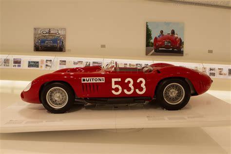 maserati 350s maserati 350s v12 chassis 3503 museo casa enzo ferrari