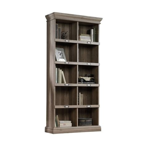 sauder barrister lane bookcase barrister bookcase usa
