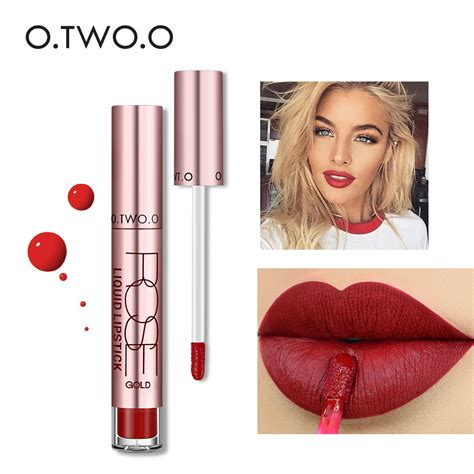 Wear Lipstick Doctors Orders by O Two O 12colors Best Sale Cosmetics Makeup Lip Gloss
