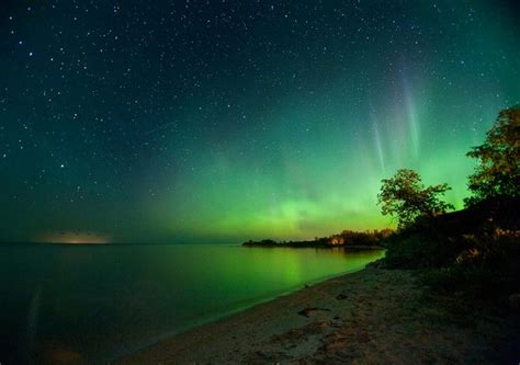 Northern Lights Solar Pictures Solar Triggers Auroras