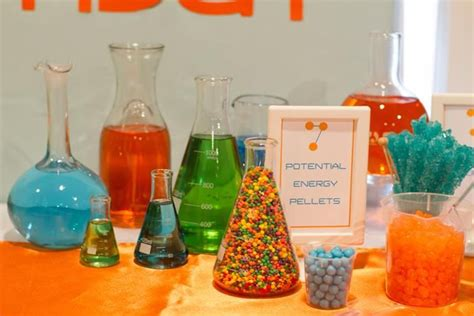 Science Decorations by Science Ideas Planning Idea Supplies Atoms Molecules