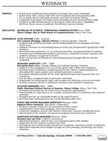 Insurance Underwriting Trainee Sle Resume by Underwriter Resume Summary