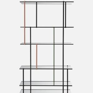 Thin Shelves Simple Small Wall Storage That Freely Organized Corniche