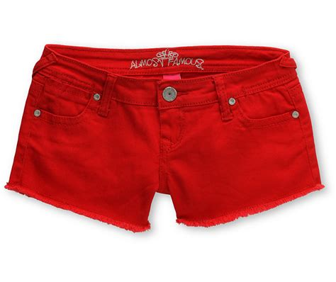 colored denim shorts 301 moved permanently