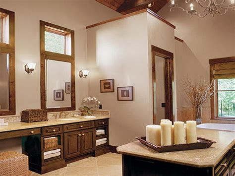 Bloombety Rustic Master Bathroom Designs Photos Master Master Bathroom Decor Ideas