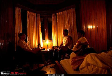 romantic candlelit bedroom empty forest house dark night candle guitar