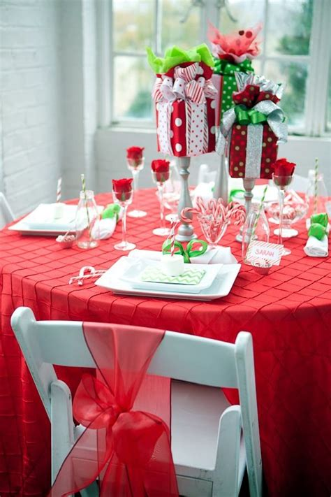 table decoration ideas videos 40 christmas table decoration ideas