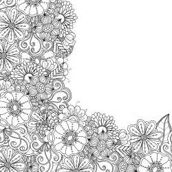 free printable coloring pages for adults advanced flowers free advanced flower coloring pages cooloring