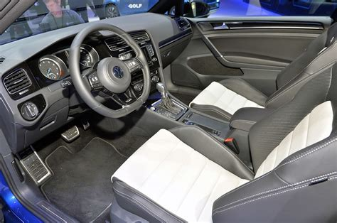 2015 Golf R Interior by Volkswagen Golf R 2015 Interior
