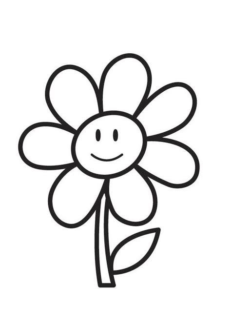 imagenes para colorear flor dibujo para colorear flor img 18354