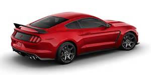 ford issues three separate recalls gt350 and gt350r
