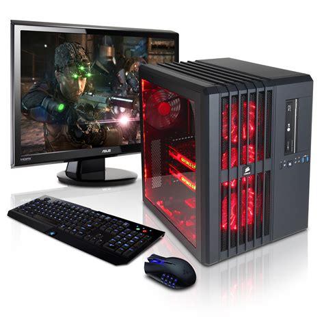 Cpu Komputer Pc Gaming Intel Intel High Termurah Paket F cyberpowerpc announces gaming desktops with i7 quot