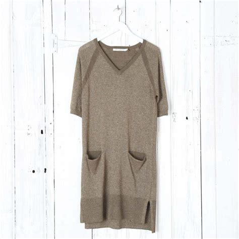 Dress Siska buy nathalie vleeschouwer siska v neck jumper dress