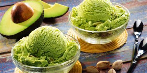mudah cara membuat es krim wortel dan yang wajib anda coba resep dan cara membuat es krim alpukat yang super lezat