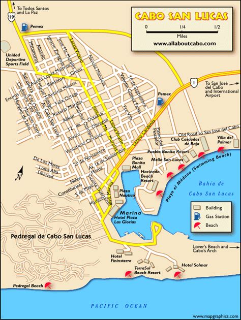 map of cabo san lucas map of cabo san lucas city area map of mexico regional political geography topographic