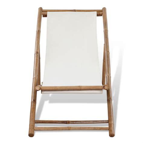 sedie per terrazzo articoli per sedia da terrazzo in bamb 249 e canapa vidaxl it