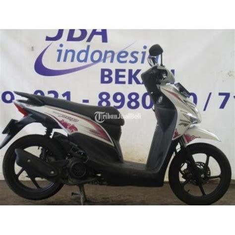 Bekasi Motor Beat Bekas honda beat matic second tahun 2015 white harga murah 6
