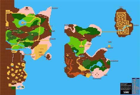 legend of zelda map quest 2 overworld the legend of zelda questions questions that need