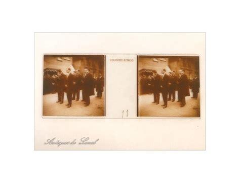 8 photographs burial bernhardt 20e
