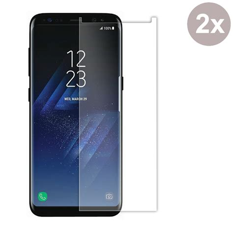 Tempered Glass Warna Samsung S8 Layar samsung galaxy s8 tempered glass screen protector pdair 10
