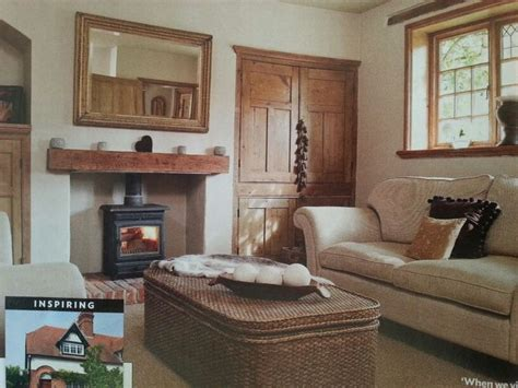 Living Room Ideas With Log Burners by Living Room And Log Burner Bungalow Style