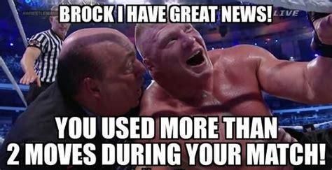 Brock Lesnar Meme - the 26 best brock lesnar memes only wwe fans will get