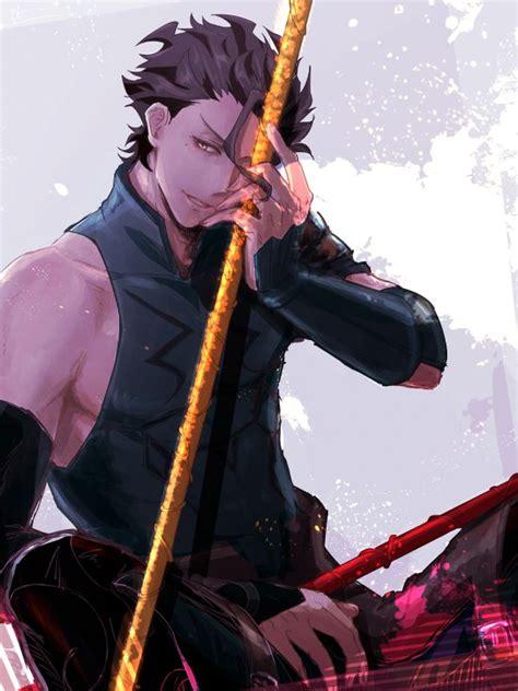 Fate 0 Anime by Fate Zero Lancer Diarmuid O Duibhne