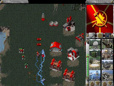 Command & Conquer: Red Alert 1 Review   Free Classic PC Games