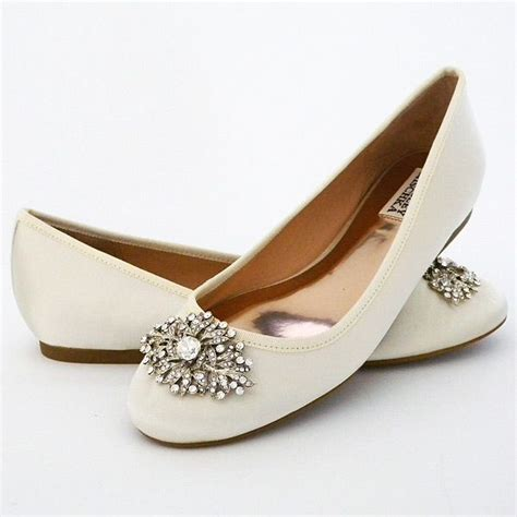 Ivory Wedding Flats For by Best 25 Flat Bridal Shoes Ideas On Bridal