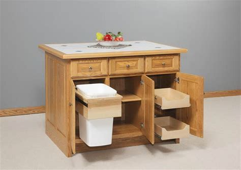 wooden topped kitchen islands for functional kitchen