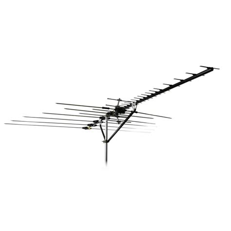channel master fringe masterpiece 100 mile range outdoor antenna cm 5020 the home depot