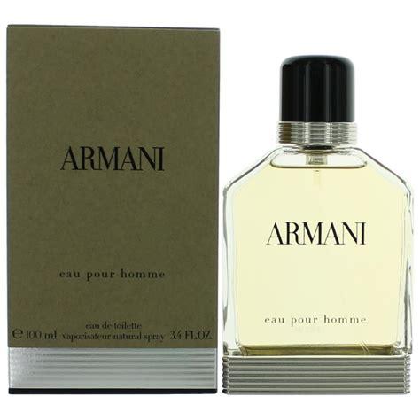 Parfum Original Giorgio Armani Eau Pour Homme Edt 1 Murah armani eau pour homme cologne by giorgio armani 3 4 oz edt spray new